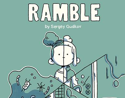 Ramble comic
