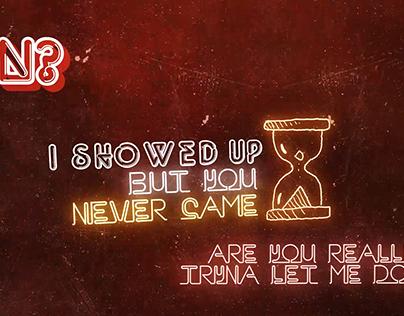 Honest Lyric Video