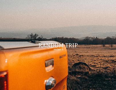 RANDOM TRIP // series 1