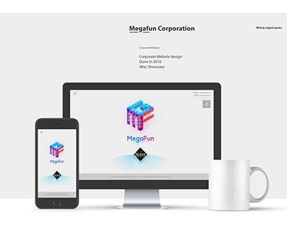 Corporate Website, 2016