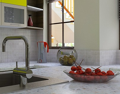Kiambu Kitchen & Dining Design