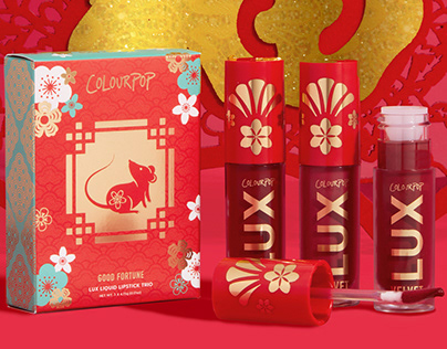 ColourPop's Lunar New Year Collection