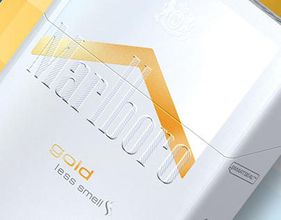 Marlboro Gold - Iraq Launch Campaign & POS