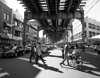 Under The Elevated
