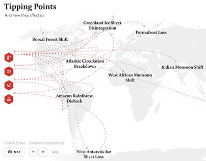 Tipping Points – and how they affects us
