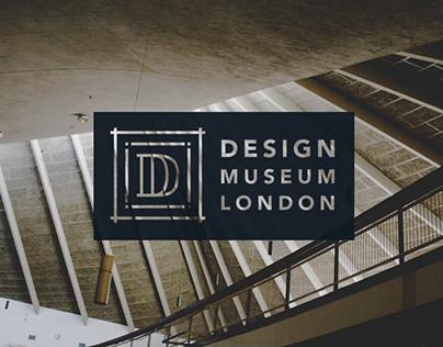 Design Museum Visual Identity Branding