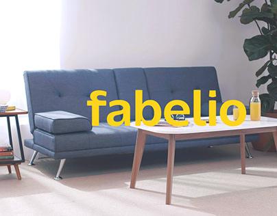 Fabelio Dabi Sofa Bed