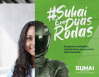 #SuhaiEmDuasRodas