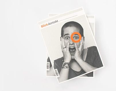 Das Blickkontakt Magazin