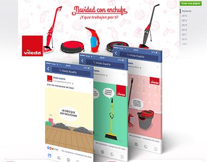 Vileda - Social Media