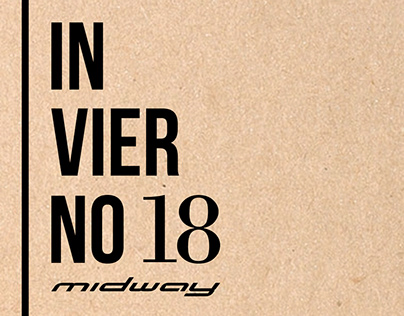 MIDWAY - INV 18