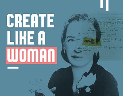 Create like a Woman - Possible Germany