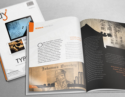 Local Magazine for Design Students