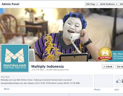 Multiply.com Digital Branding