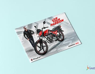 Raybar Zoro bike brochure
