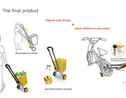 Wing It is a multi-functional equipment