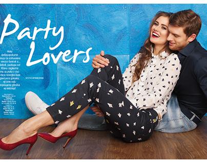 Party Lovers - Cosmopolitan