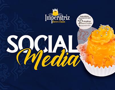 SOCIAL MEDIA 2017 - IMPERATRIZ DOCES FINOS