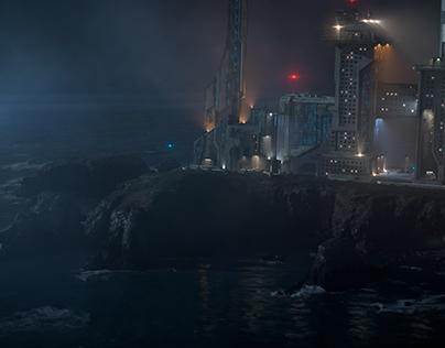 Sci-Fi Island