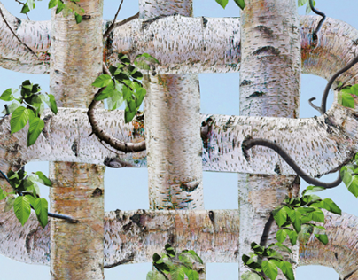Tree Week Poster 2015