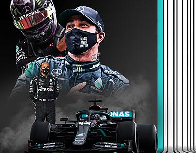 Lewis Hamilton Creative