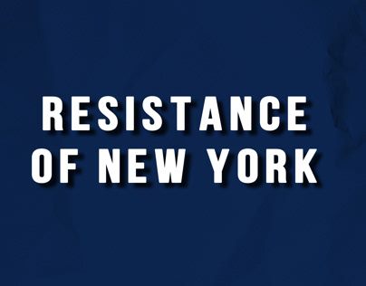 RESISTANCE OF NY