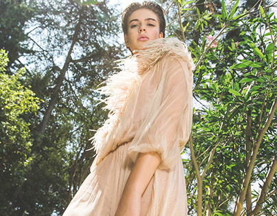 Ethereal Dreamer: an editorial for Trend Privé Magazine