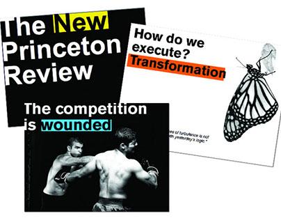 Princeton Review Presentation
