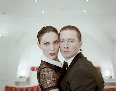 Bello with Monica Menez (motion)