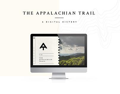 The Appalachian Trail | Web Design