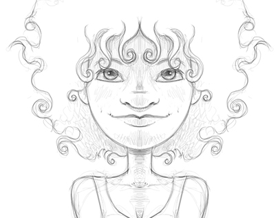 Sketchbook Pro - symmetry