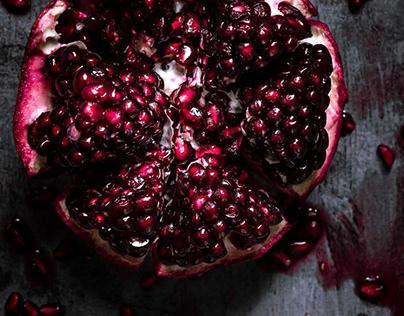 Macro Food Details. By Food Photographer Rachel Korinek
