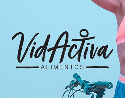 Branding para VidActiva