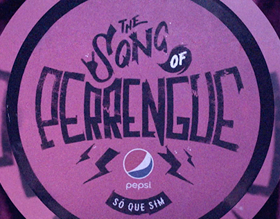 The Song of Perrengue | Pepsi no Street Rock.