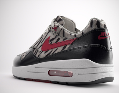 3D Nike Air Max
