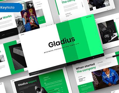 Gladius Multipurpose Template