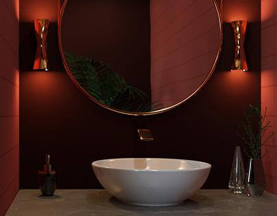 MARSALA BATHROOM