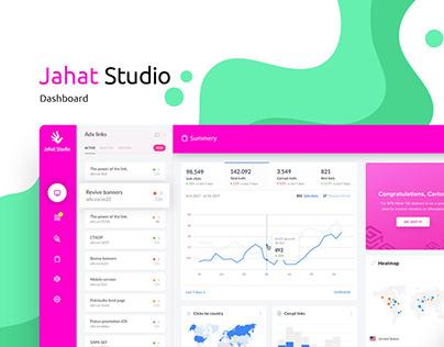 Creative Studio Dashboard