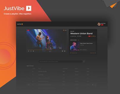 JustVibe Web Design