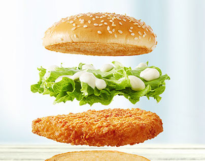 "Mc Donald's ""Make It Veggie"""