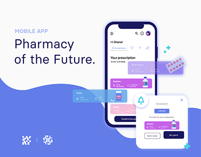 Pharmacy of the Future - Mobile App Concept