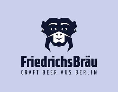 FriedrichsBräu Craft Beer Design