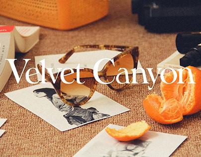 Velvet Canyon