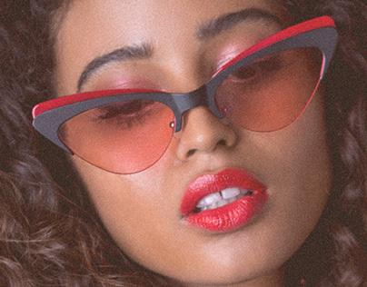 Bonnie Clyde® Eyewear | Lookbook 2018 | Beauty Retouch