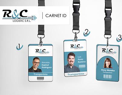 R&C Logistics - Imagen Corporativa