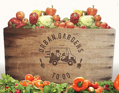 Urban Gardens To Go Campaign