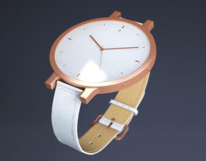 Melt. Senior Smartwatch. 3D.