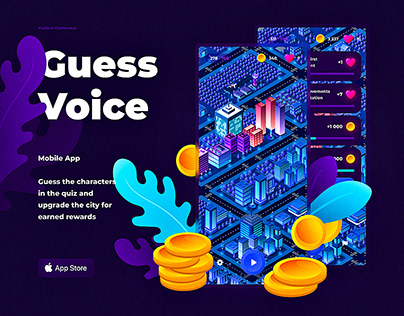 Guess Voice / Mobile app