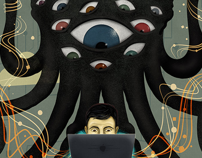 On Internet Privacy. Be afraid. Be Very Afraid.