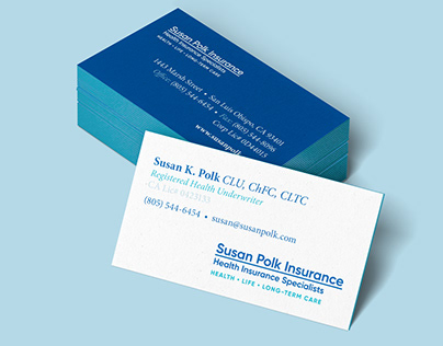 Susan Polk Insurance Rebrand & Web Redesign